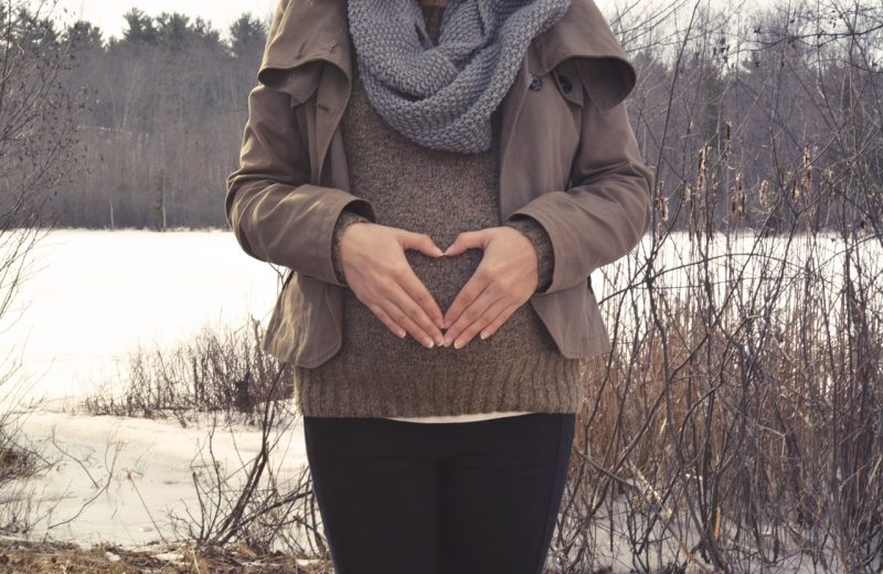 Comment le bébé grandit à cinq semaines de grossesse ?