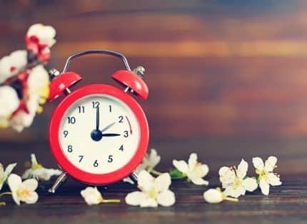 Comment se préparer au changement d'heure