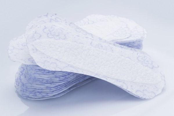 Sont blanc signe de perte de grossesse?