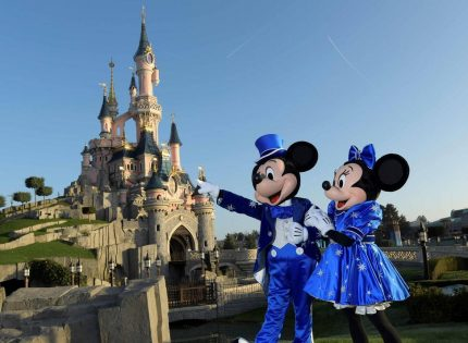 Nouvelle agence de garde d'enfant sur la zone de DisneyLand