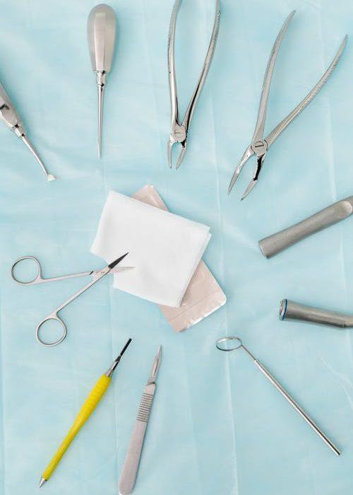 Quelle méthode de stérilisation utiliser pour la désinfection du matériel médical?